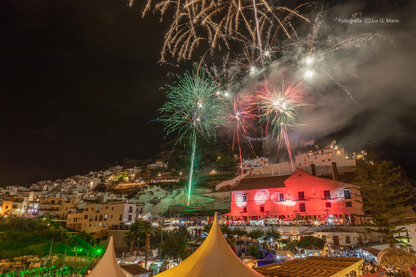 Inauguración Festival 3 Culturas de Frigiliana 2019