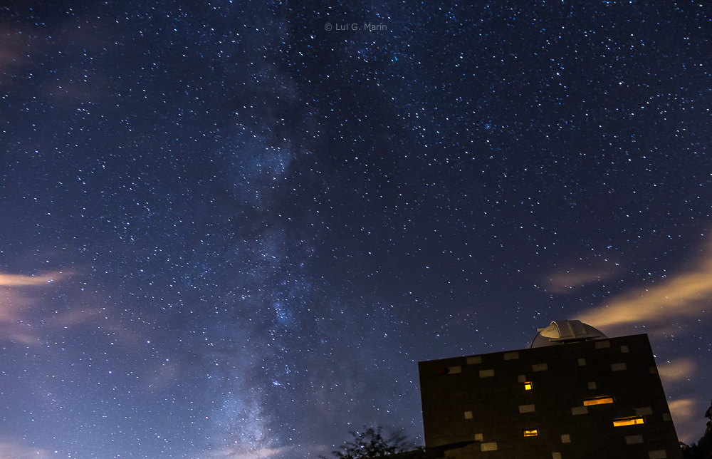 Observatorio astronómico del Torcal de Antequera