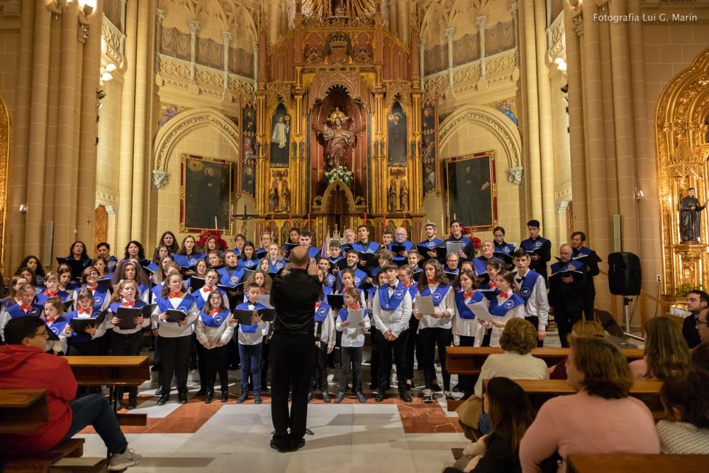 Concierto Navidad 2019 Orfeón Universitario de Málaga