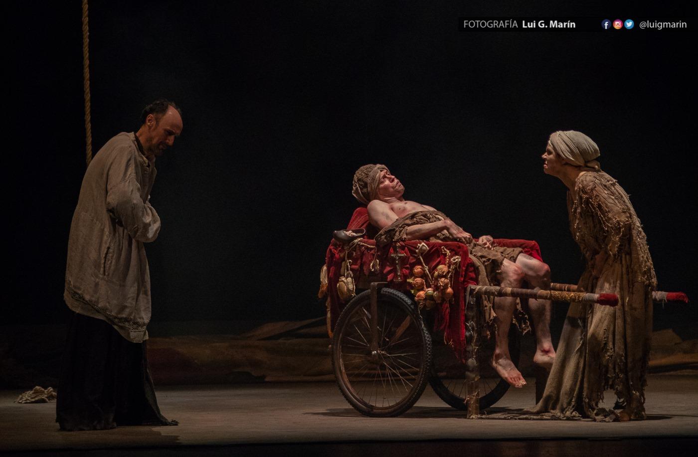 Festival de Teatro de Málaga – Divinas Palabras