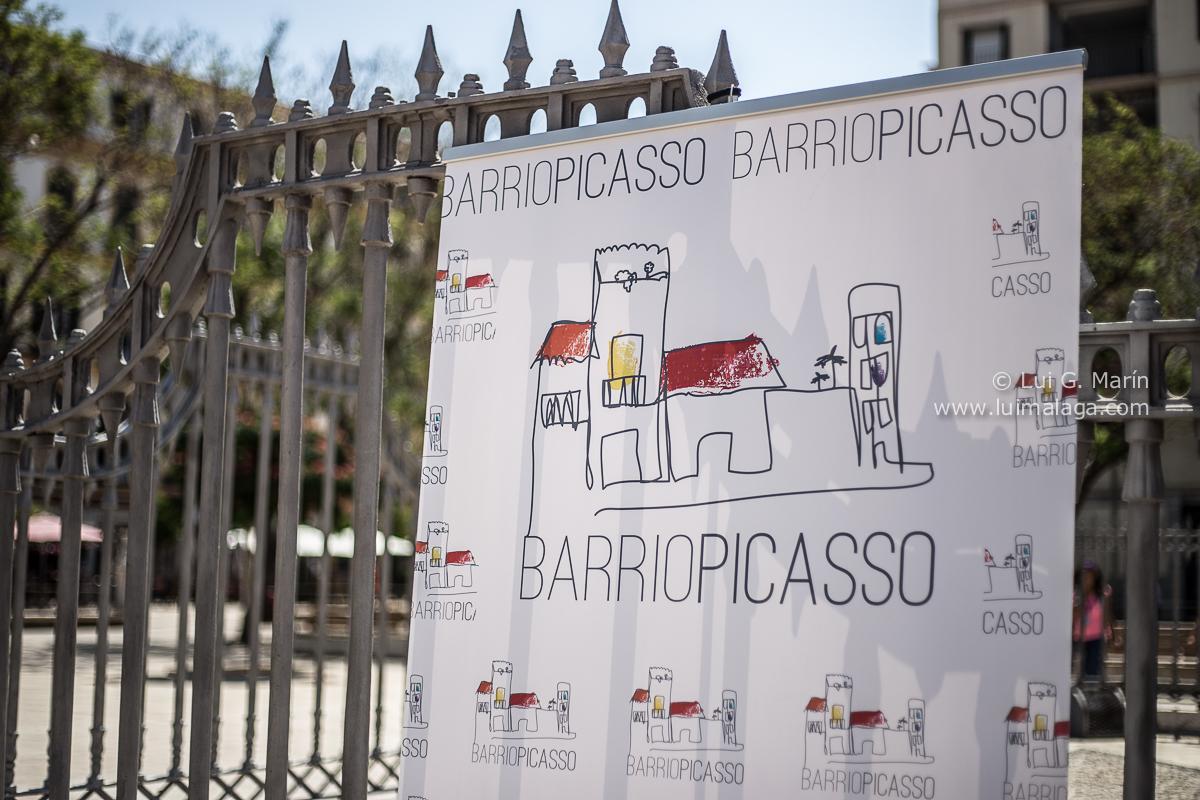 El barrio de Picasso se reinventa