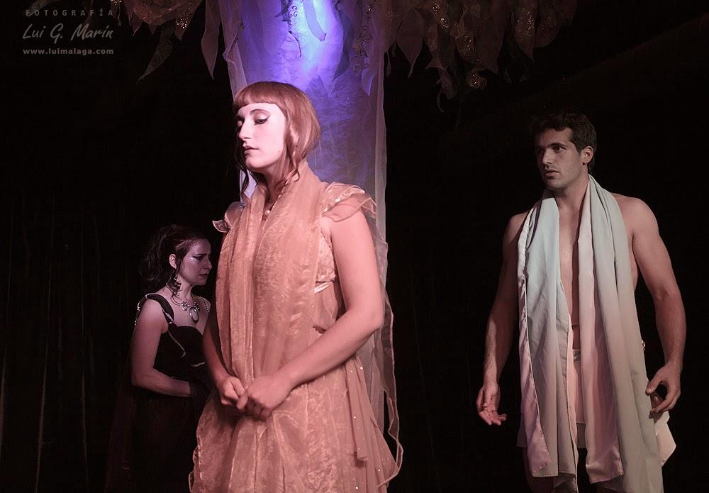Teatro griego, de Málaga al resto del mundo. Belleza imprudente