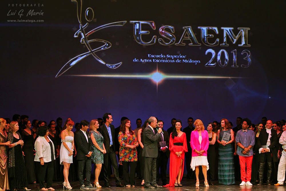Gala ESAEM 2013 – Entrega de premios