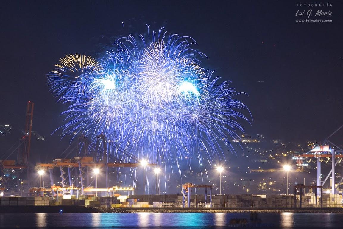 Inauguración feria de Málaga 2013