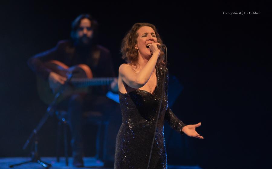 Dulce Pontes en el Teatro Cervantes de Málaga