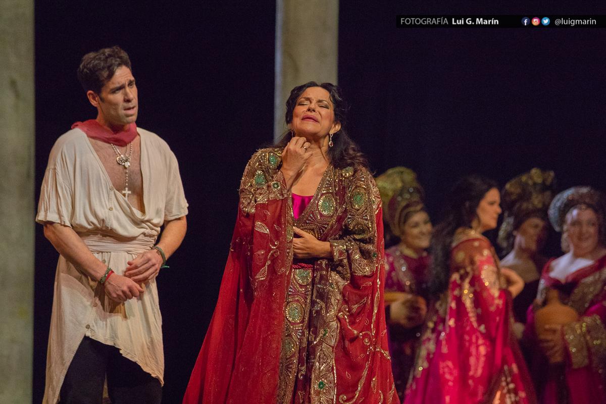 Ópera La Favorita – Teatro Cervantes de Málaga
