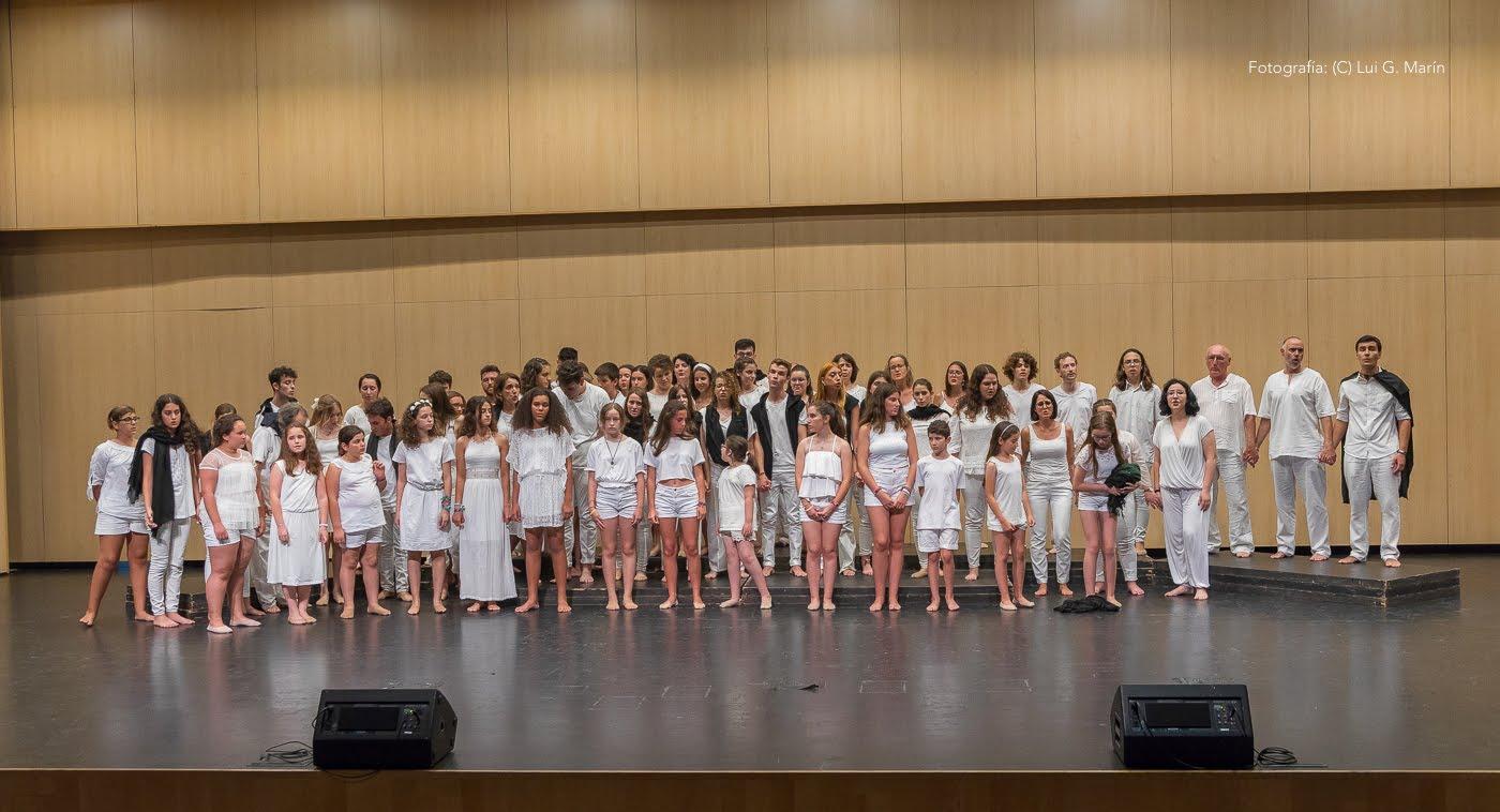 Concierto fin de temporada 2018-2019 Orfeón Universitario de Málaga