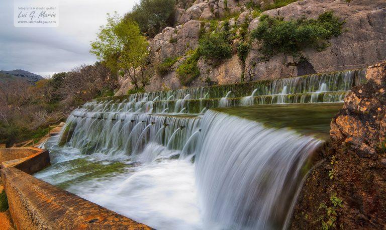 Agua y bosques en Villanueva del Trabuco