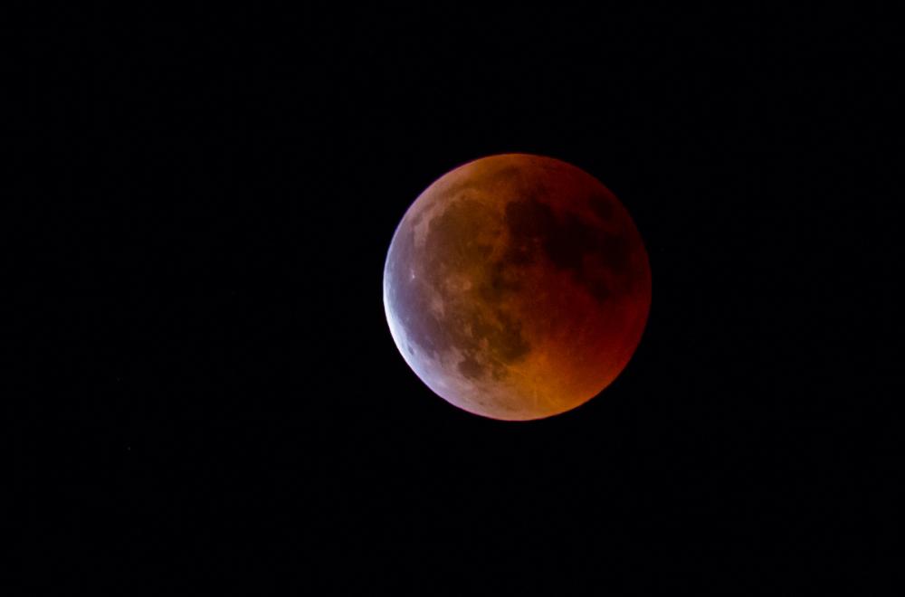 Eclipse de Luna, del 27 de julio de 2018