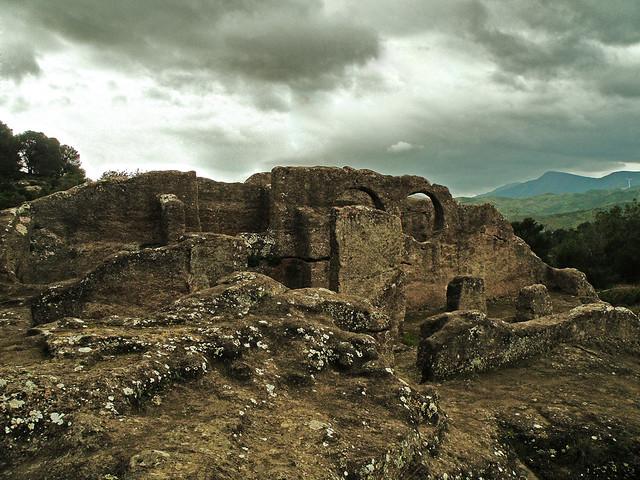 Misterios de nuestro interior: Ruinas de Bobastro