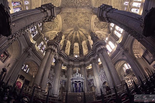 Nuestra catedral del mar inacabada