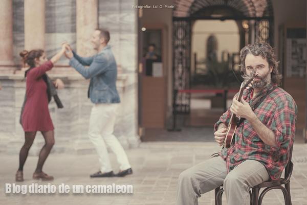 Un día callejeando por el festival de jazz de Málaga