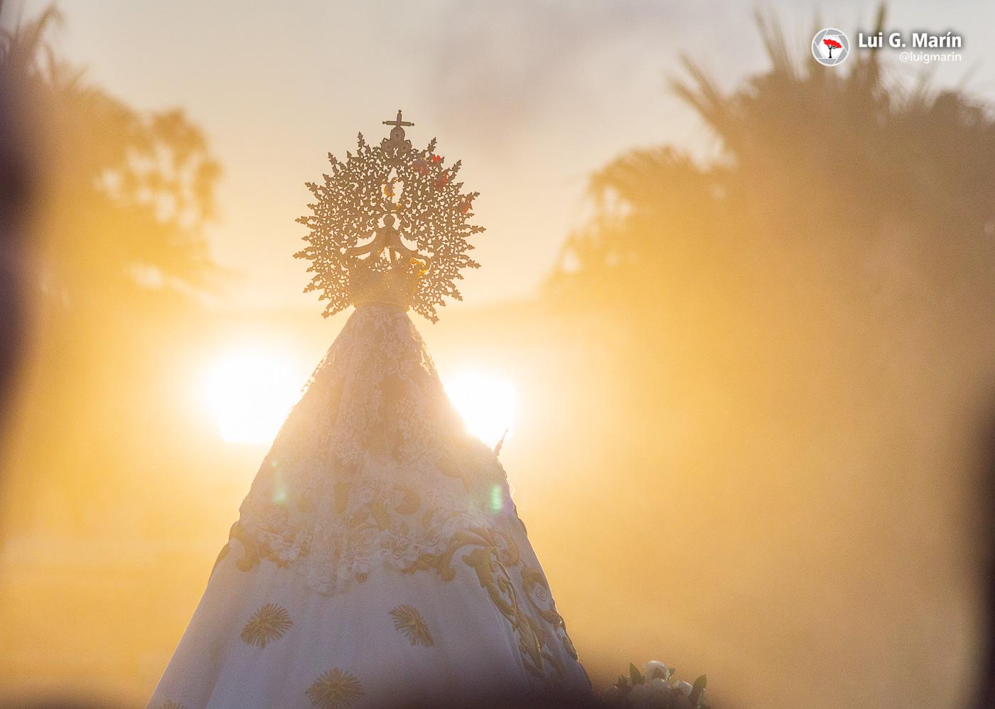 Procesión Virgen del Carmen – La Carihuela – Torremolinos 2012