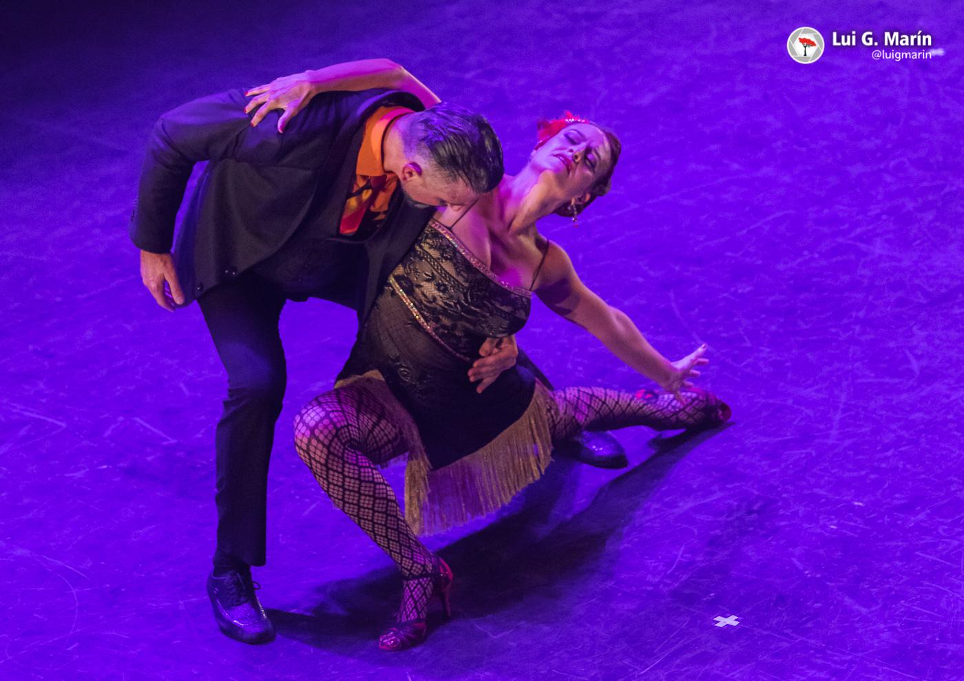 Broken Tango 2.0 en el Teatro Cervantes